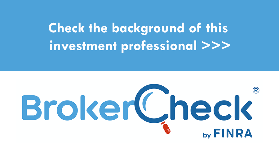 Check the background of this investment professional. - BrokerCheck