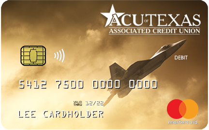Air Force Debit Card