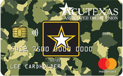 Army Debit Card