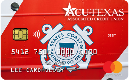 Coast Guard Debit Card