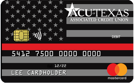 Flag Fire Dept Debit Card
