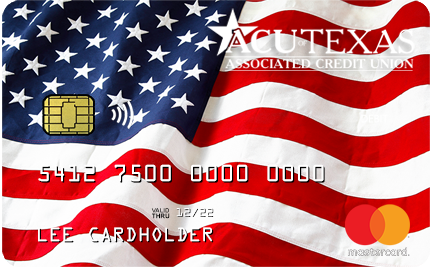 Flag Color Debit Card