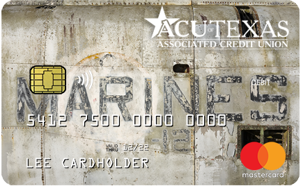 Marines Debit Card