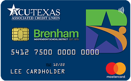 Brenham ISD Debit Card