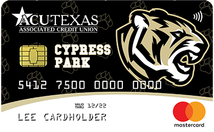 Cypress Park Debit Card