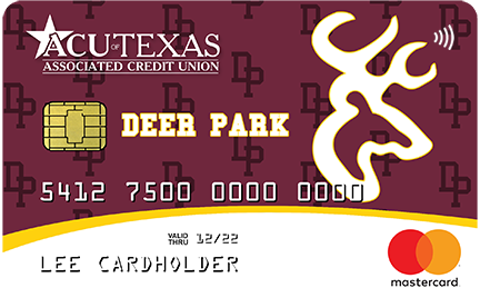 Deer Park Debit Card