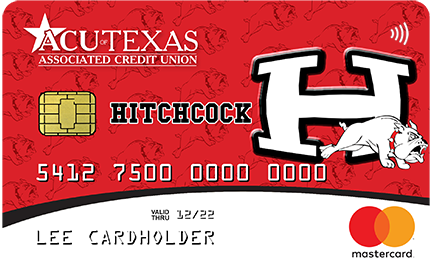Hitchcock Debit Card