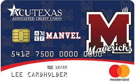 Manvel Debit Card