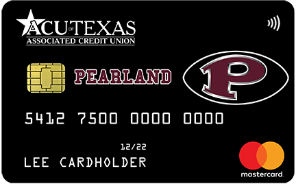 Pearland Debit Card