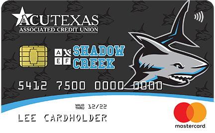 Shadow Creek Debit Card