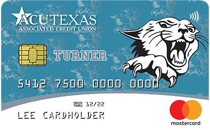Turner Rail Cats Debit Card